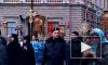 На Крестный ход вышли 15 тысяч петербуржцев, далеких от политики