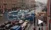Пропусти меня: из-за сломанного светофора на Невском проспекте собирается пробка