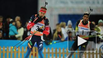 На Кубке мира по биатлону Антон Шипулин принес сборной России первую медаль