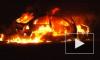 ДТП в Санкт-Петербурге: на Мурманке в аварии сгорели грузовик и легковушка, на Народной КАМАЗ подмял Хендэй