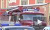 В Петербурге взорвался газ, госпитализирован мужчина