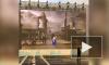 На Дворцовой площади установили картину с искусственным интеллектом