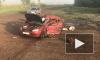 Жуткие кадры из Башкирии: В ДТП легкового автомобиля и грузовика погиб ребенок