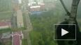Самолет Ан-24 с поврежденным шасси сел в Новосибирске