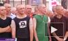Президентский полк Украины на Евро-2012 в женском секонд-хенде подтанцовывал Руслане