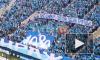 """Болельщики """"Зенита"""" поздравили любителей футбола с Пасхой"""