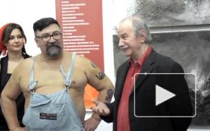 К.Кедров о встрече с Давидом Бурлюком