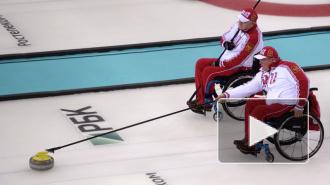 Сборная России по керлингу выиграла на Паралимпиаде серебряную, 69-ю медаль