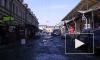ОМОН, полиция и ФМС провели рейд на Апраксином дворе. Задержаны 20 человек