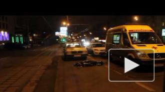 Авария на Варшавском шоссе 22.04.2014: один человек погиб, трое - в тяжелом состоянии
