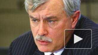 Выборы губернатора СПб 2014, результаты: Георгий Полтавченко получает 79.21% голосов избирателей