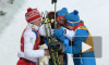 Биатлон. Эстафета 4х6 км: Ольга Вилухина принесла сборной России серебряную медаль