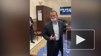Медведчук прибыл в суд в Киеве