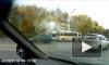 ДТП с пассажирским автобусом в Уфе попало на видео