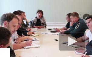 Видео: в администрации Выборгского района прошло очередное совещание оргкомитета по празднованию Дня города