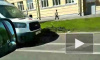 На Левашовском проспекте сбили девушку-курьера на велосипеде
