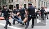 В Нью-Йорке задержаны более 80 протестующих против освобождения убийцы Эрика Гарнера