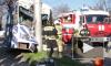 Жуткое видео из Крыма: троллейбус с пассажирами протаранил столб