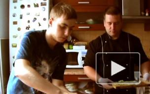 Как нарезать салат? Как сделать десерт? Лайфхаки от повара и студента. Выпуск 3