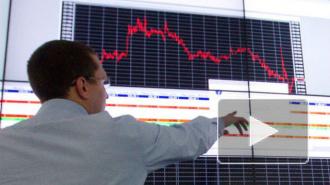 Известна причина остановки торгов на Московской бирже