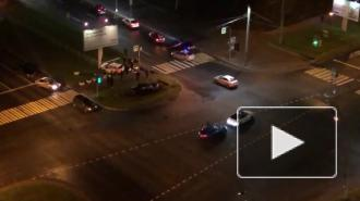 В ДТП с каршерингом на перекрестке Королева и Сизова пострадали три человека