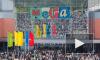 """Посетителей ТЦ """"Мега Дыбенко"""" эвакуировали из-за сообщения о бомбе"""