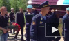 В Москве проходит прощание с убитым спецназовцем Никитой Белянкиным