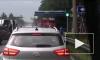 ВИДЕО: В массовом ДТП на дороге Жизни погибли две женщины