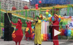 День карусели в Василеостровском районе