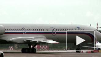 В Домодедово экстренно приземлился самолет: в кабине пилотов треснуло стекло
