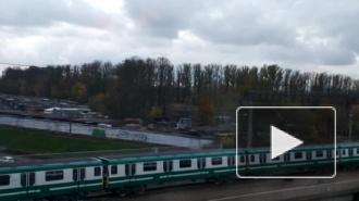 Петербург планирует закупить 22 состава метро