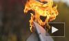 Олимпийский огонь в Урюпинске 19.01: маршрут, время, перекрытие улиц и памятник козе-кормилице