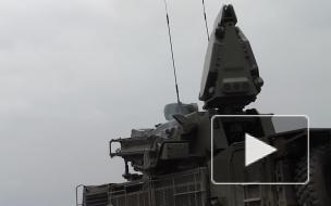 Россия продемонстрировала используемое в Сирии оружие