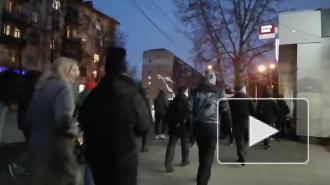 Участниками несогласованной акции в Нижнем Новгороде стали до 500 человек