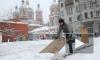 Новый снегопад в Москве опять вызвал транспортный коллапс