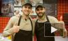 Ломбертс и Лодыгин отправились продавать сосиски и гамбургеры