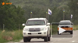 В Донбассе вступают в силу дополнительные меры прекращения огня