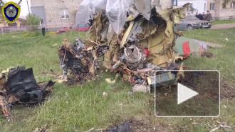 В Белоруссии возбудили уголовное дело по факту крушения самолета Як-130