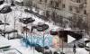 """Видео: на Морской набережной """"Дед Мороз"""" припарковал оленей"""