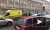 На Московском проспекте пешеход-нарушитель угодил под машину
