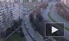 Жители обеспокоены строительным забором, «съевшим» сквер на Кораблестроителей