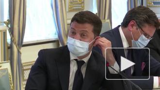 Зеленский на встрече с Блинкеном рассказал про вездесущих русских