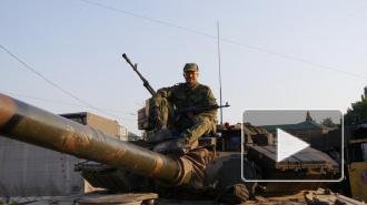 Новости Украины: ополчение захватило украинскую бронетехнику, 150 украинских военных перешли на сторону армии Донбасса
