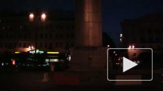 На Сенной площади демонтируют Башню мира