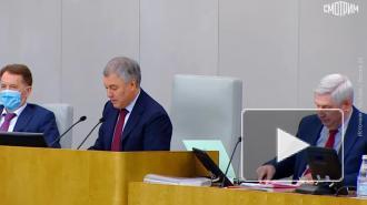 Госдума запретила чиновникам иметь зарубежный вид на жительство