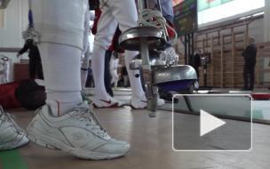 В Выборге состоялось Первенство России по фехтованию среди юниоров