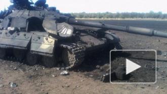 Новости Новороссии: армия Украины перешла к обороне в районе Горловки и Енакиево и несет большие потери