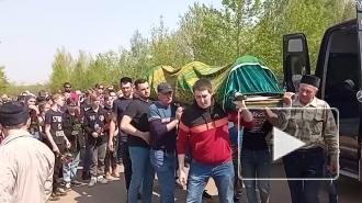 В Казани похоронили закрывшую собой школьников при стрельбе учительницу