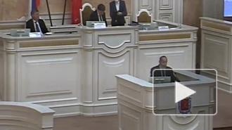 ЗакС Петербурга одобрил законопроект о трехдневном и придомовом голосовании