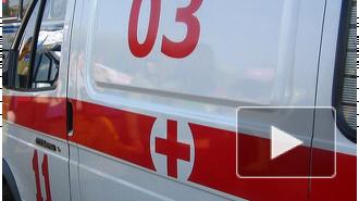 На Ленинском проспекте в Петербурге в ДТП пострадал полуторагодовалый ребенок